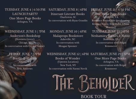 THE BEHOLDER tour!