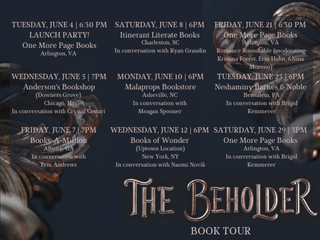 THE BEHOLDER tour!