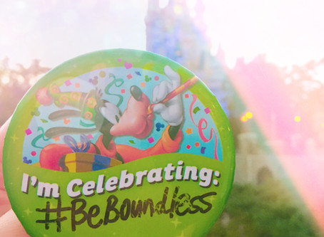 The #BeBoundless contest is here!