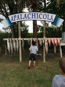 Apalachicola Offshore Fishing