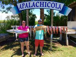 Apalachicola Offshore Fishing