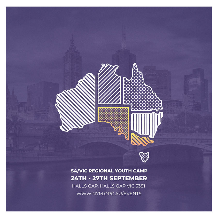 South Australia/ Victoria/ Northern Territory Regional Youth Camp