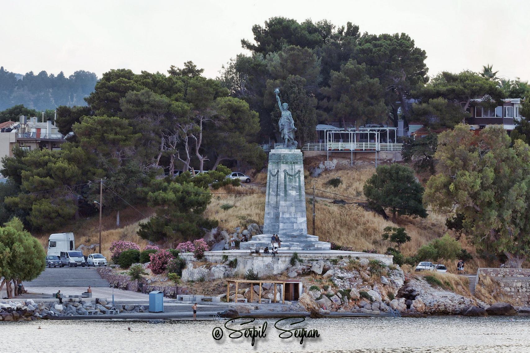 Midilli, Serpil Seyran