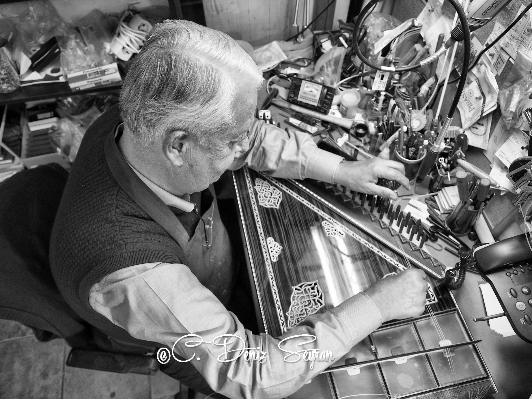 müzik aletleri üretimi, deniz seyran