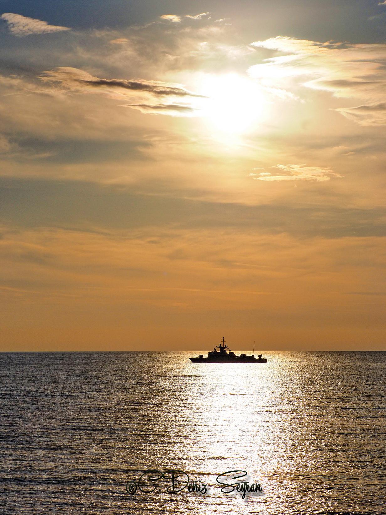 Midilli, Deniz Seyran