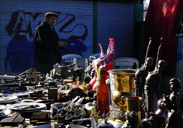 Ankara antika pazarı