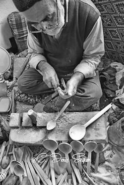 tahta kaşık, deniz seyran