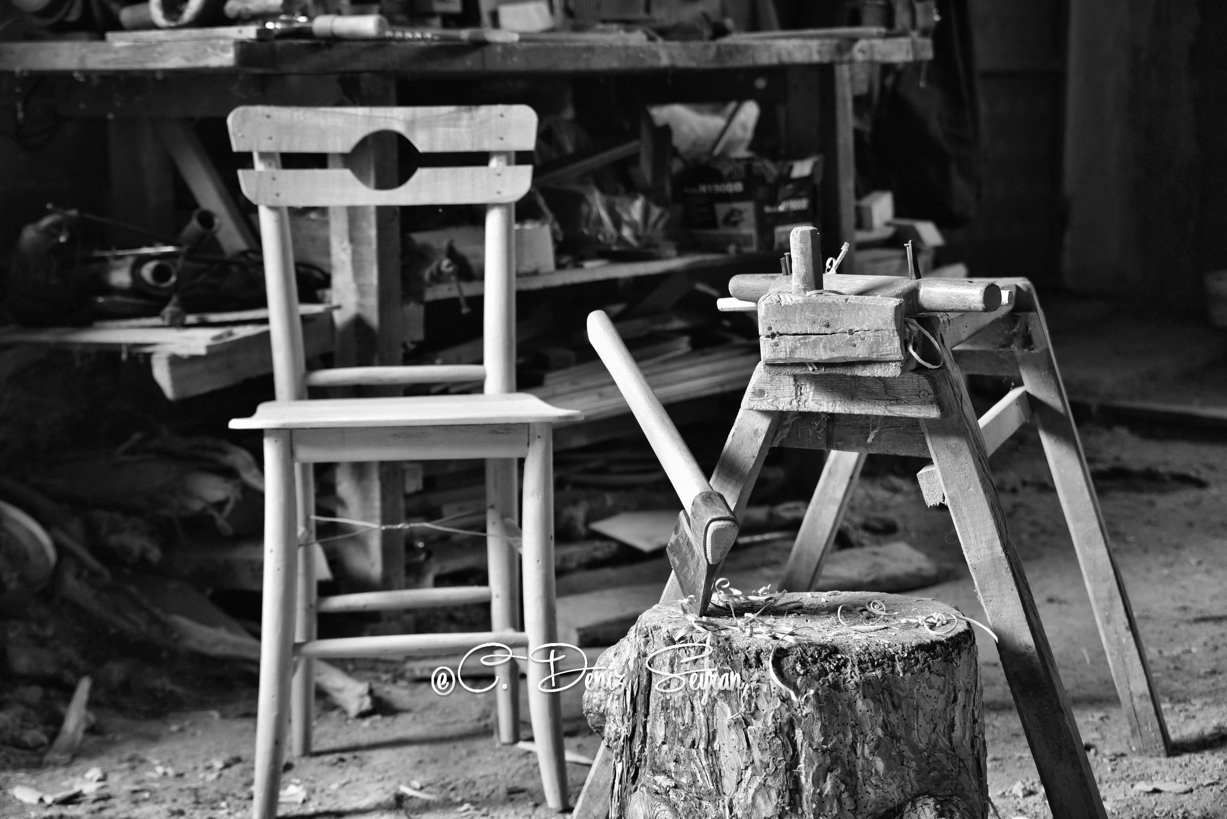 sandalye, deniz seyran