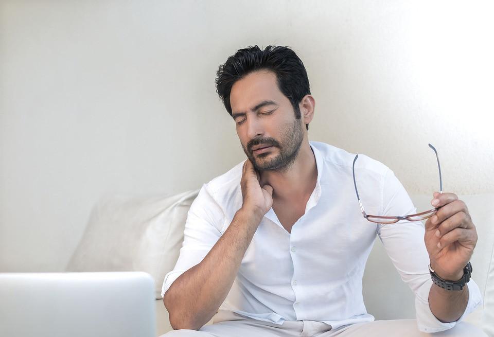 cervicalgie musculaire, douleur cou