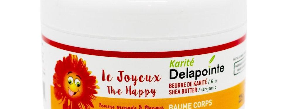 Baume Pomme grenade & Mangue - Karité Delapointe
