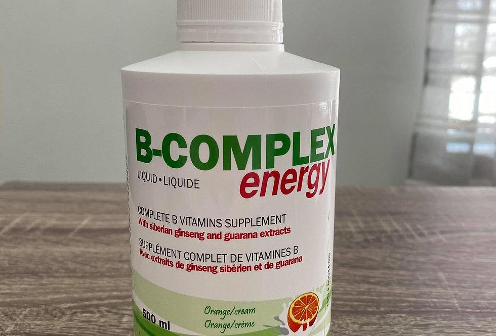 B-Complex Energy - Land Art
