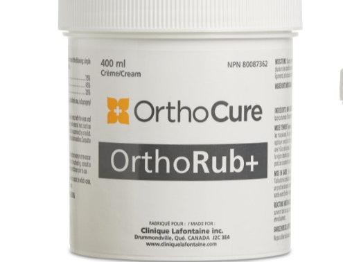 OrthoRub 400ml - OrthoCure