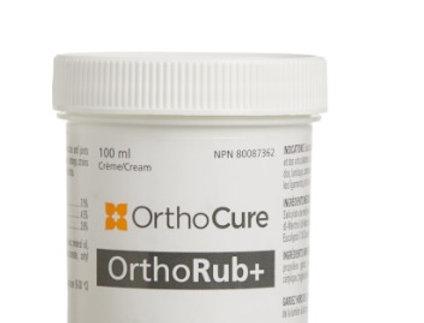 OrthoRub 100ml - OrthoCure