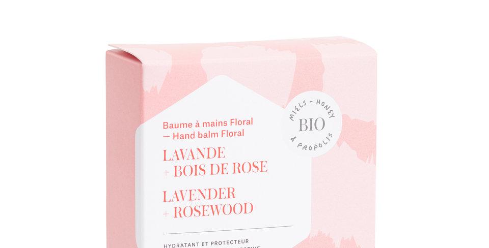 Baume à main Lavande & Bois de rose - Miel d'Anicet
