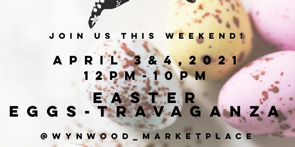 Easter EGGS-TRAVAGANZA @ Wynwood Marketplace