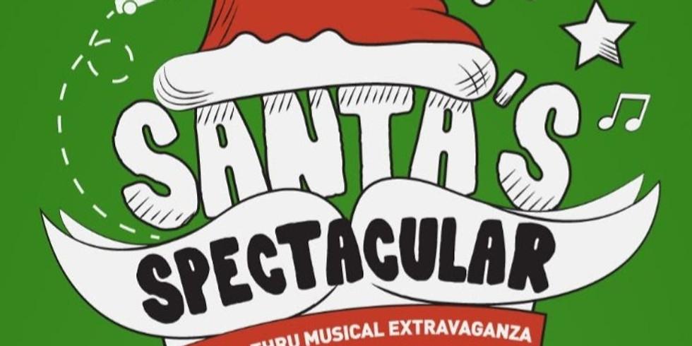 SANTA'S SPECTACULAR