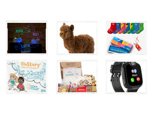 6 Gift Ideas Kids Will Love for the Holidays (under $100)