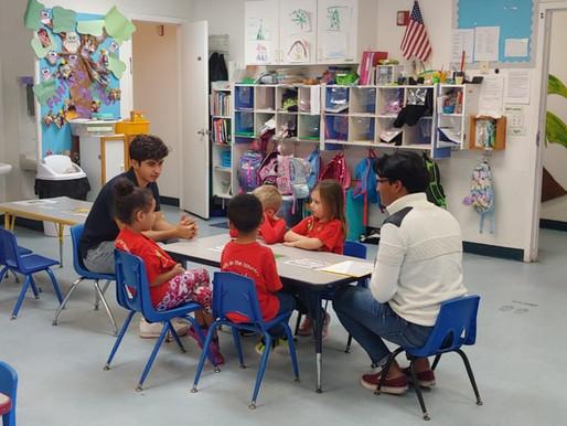 Spanish Language Volunteer Program Partnership