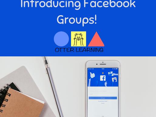 Introducing Facebook Groups!