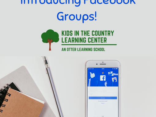Introducing Kids in the Country Facebook Group!