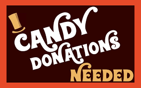 Candy Donation Poster