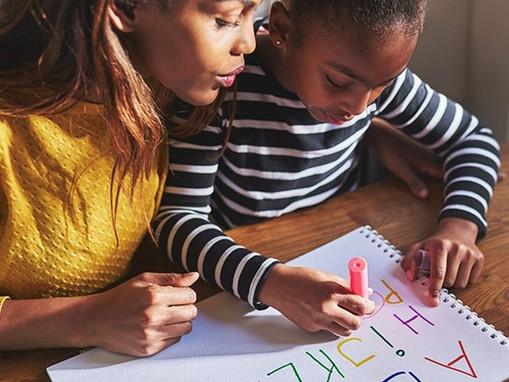 Creative Ways To Teach Your Child The ABCs