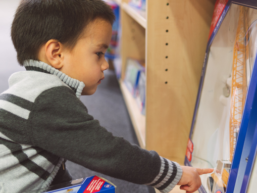 Top 5 Toy Stores near Kids in the Country