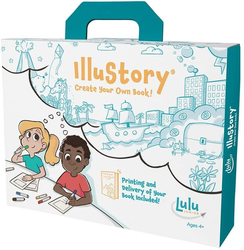 IlluStory Create Own Book