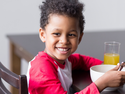 5 Ways to Encourage Your Child to Eat More Fruits and Vegetables