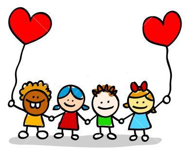 Valentine's Day Children