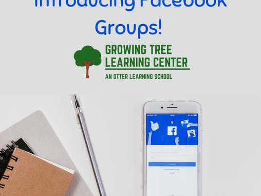 Introducing Growing Tree Facebook Group!