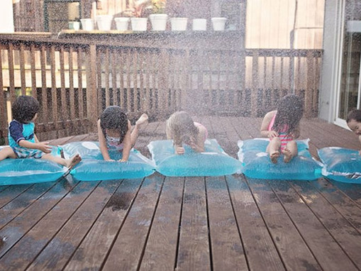 Top 10 Summer Water Activities – No Pool Required