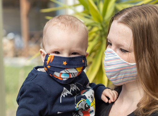 How Your Child Can Become Comfortable Wearing a Mask Daily