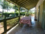 Terrasse tranquille