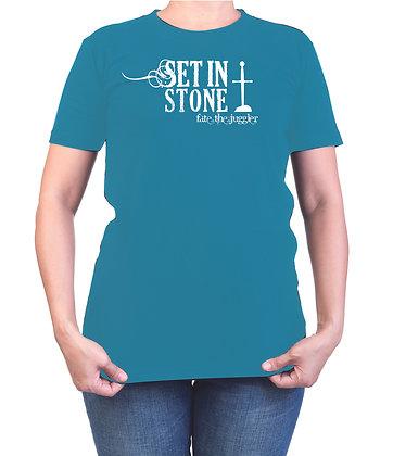 Women's Sapphire Blue T-shirt