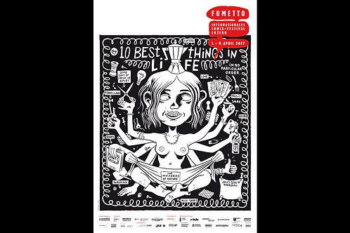 Festivalplakat 2017