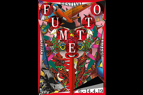 Festivalplakat 2019