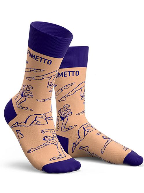 Fumetto - coole Socke!