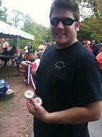 Brandon Corvin BBQ competition BBQ winner