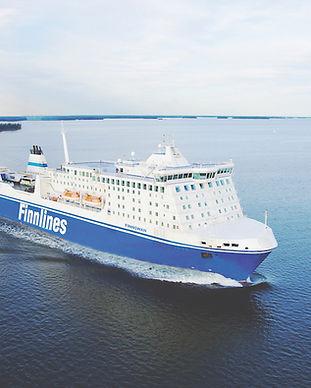 Finnlines ro-ro passanger vessel