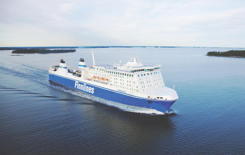 Finnlines, VesselERP
