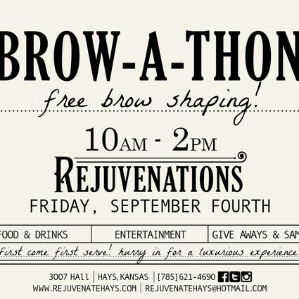 Brow-A-Thon Date Set