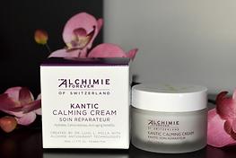 Alchimie, Kantic calming cream, facial, spa,