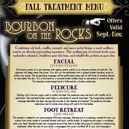 Bourbon on the Rocks...Returning!