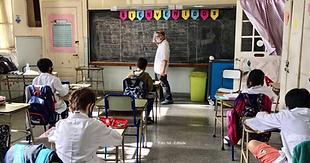 Las esforzadas trayectorias educativas de los chicos pobres