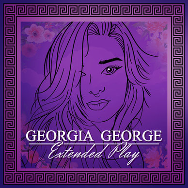 'Georgia George - Extended Play' - Album Artwork
