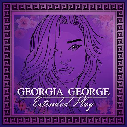 'Georgia George - Extended Play' - Album Artwork