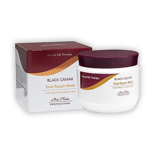 Mon Platin Natural Silk Therapy Black Caviar Hair Mask