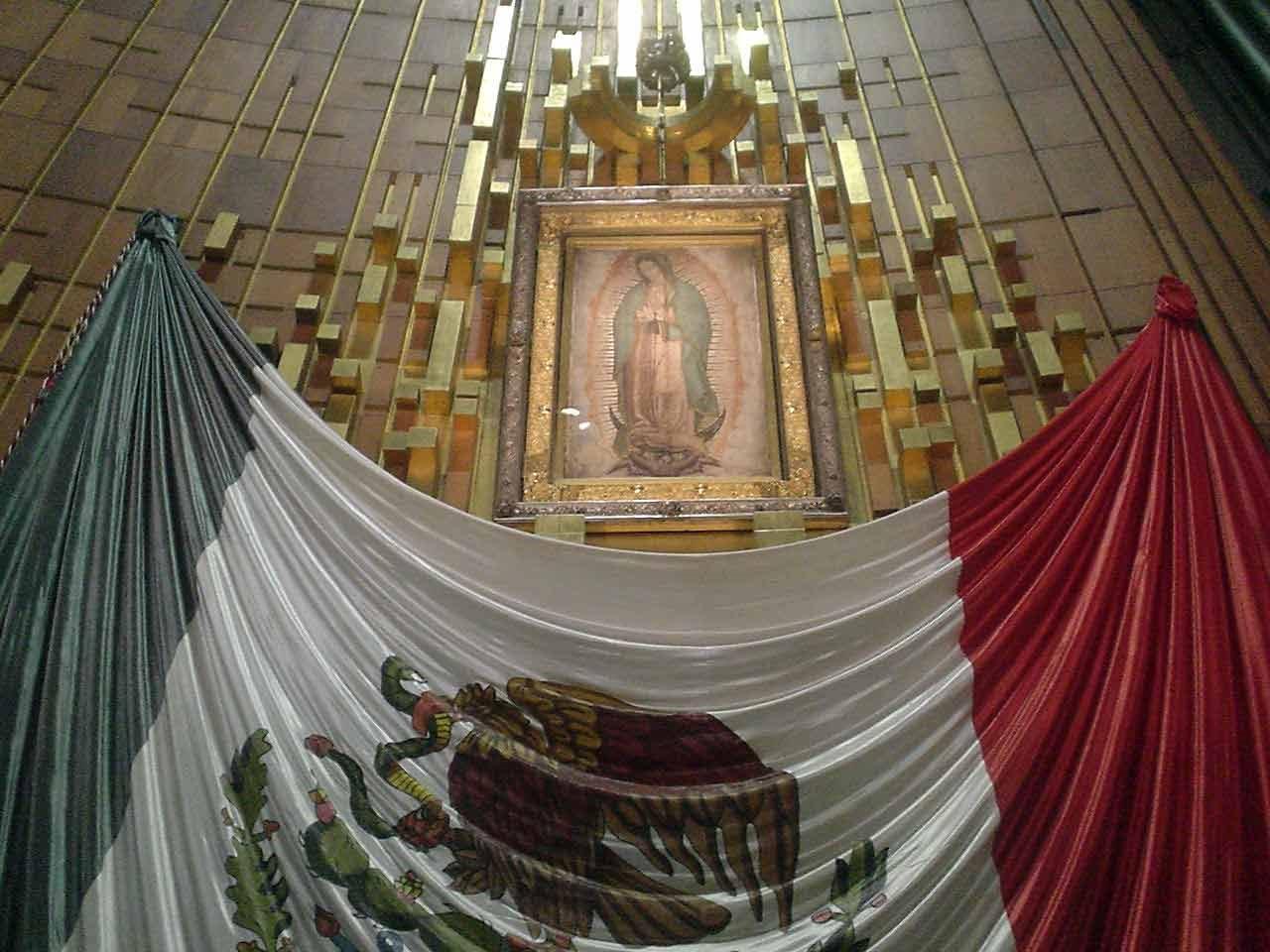Basílica Virgen de Guadalupe, México