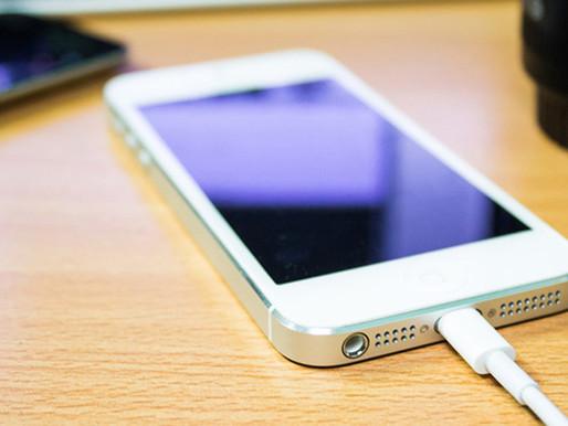 Do Not Overcharging Your Smartphone!